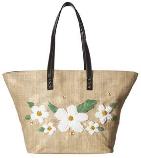 Betsey Johnson Daisy'd Confused Tote Tote Handbags