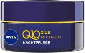 Nivea Anti-Wrinkle Night Cream w/ CoQ10 by 50ml Moisture Cream)