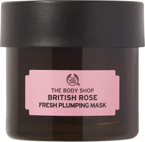 The Body Shop British Rose Fresh Plumping Mask