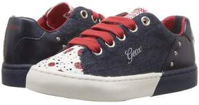 Geox Kids Ciak 59 Girl's Shoes