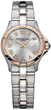 Raymond Weil Parsifal Silver Dial Ladies Watch