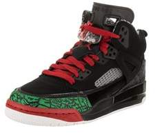 Jordan Nike Kids Spizike Bg Basketball Shoe.
