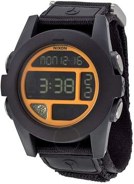 Nixon Baja Digital Black Polycarbonate Men's Watch