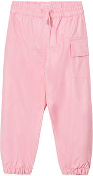 Hatley Pink Splash Waterproof Trousers