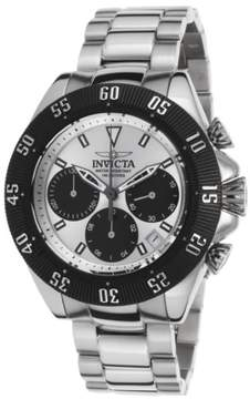 Invicta Speedway Chronograph Silver Dial Men's Watch 22392