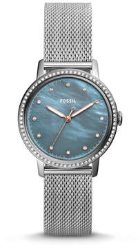 Fossil Neely Three-Hand Stainless Steel Watch