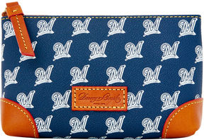 MLB Brewers Cosmetic Case