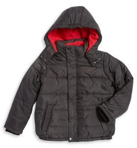 Calvin Klein Jeans Boy's Active Puffer Jacket
