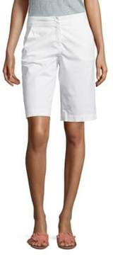 Peserico Stretch-Cotton Bermuda Shorts