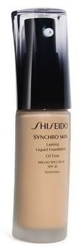 Shiseido Synchro Skin Glow Luminizing Fluid Foundation Broad Spectrum SPF 20 -1.0 oz.