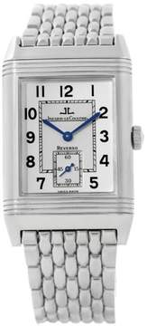 Jaeger-LeCoultre Jaeger LeCoultre Reverso 270.8.62 Stainless Steel & Silver Dial 26mm Mens Watch
