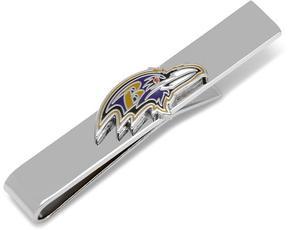 Ice Baltimore Ravens Head Tie Bar