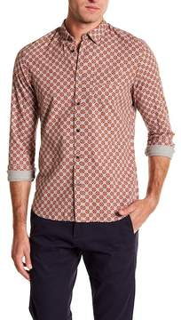 Scotch & Soda Relaxed Fit Long Sleeve Shirt