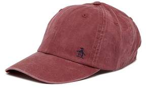 Original Penguin Pigment Dyed Baseball Cap