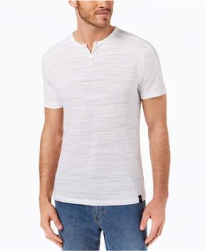 DKNY Men's Engineered Henley T-Shirt, Created for Macy's