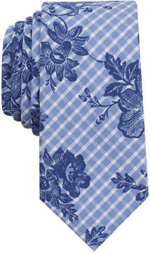 Bar III Men's Oggy Floral Slim Tie, Created for Macy's