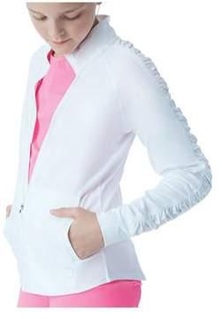 Fila Girls' Shirred Jacket