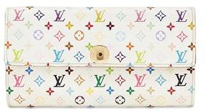 LUXE FINDS | Louis Vuitton Multicolor Monogram Sarah Wallet
