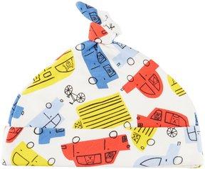 Joules Baby Boys Newborn-9 Months Koo Car-Print Beanie Hat
