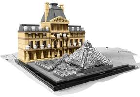 LEGO® Architecture Louvre 21024