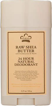 Nubian Heritage Raw Shea Butter Deodorant by 2.25oz Deo Stick)