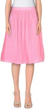 BRIGITTE BARDOT Knee length skirts