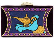 Disney Magic Lamp Evening Clutch - Aladdin - Danielle Nicole