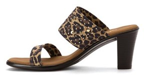 Onex Womens Meri Open Toe Casual Slide Sandals.