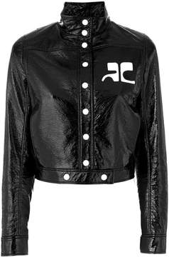 Courreges button up jacket