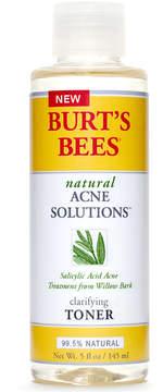 Burt's Bees Natural Acne Solutions Clarifying Toner, 5 fl. Oz.