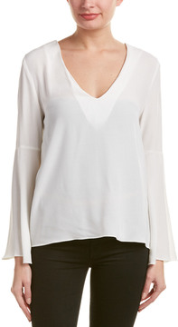 Do & Be DO+BE Do+Be Bell-Sleeve Blouse