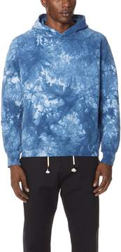 Remi Relief Tie Dye Sp Finish Pull Hoodie