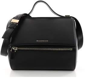 Givenchy Pre-owned: Pandora Box Handbag Leather Medium.