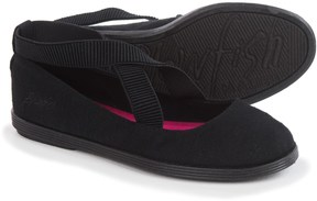 Blowfish Cozumel Linen Ballet Flats (For Little and Big Girls)