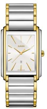 Rado Integral Square Analog Watch