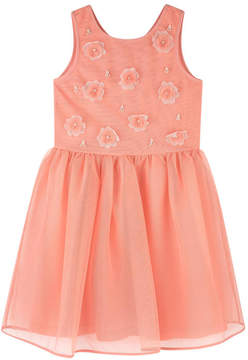 Derhy Kids Tulle and pearl top