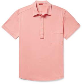 Barena Cotton-Piqué Polo Shirt