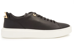 Buscemi Uno low-top leather trainers