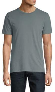 AG Adriano Goldschmied Classic Short-Sleeve Cotton Tee