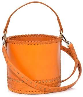 Ulla Johnson Andra Crossbody Bag in Mustard