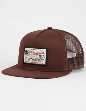Vans Mays Mens Trucker Hat