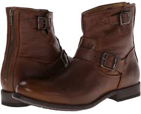 Frye Tyler Engineer Cowboy Boots