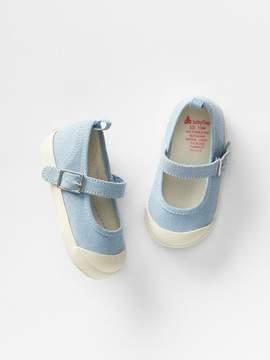 Gap Denim mary jane sneakers