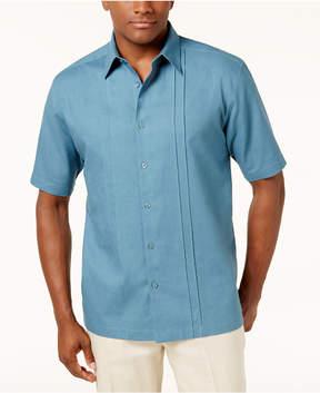 Cubavera Men's Paneled Shirt