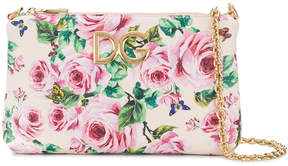 Dolce & Gabbana printed shoulder bag