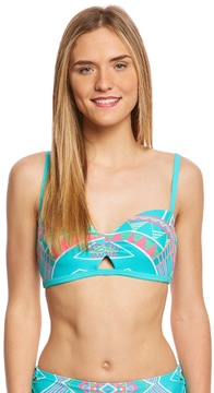 Coco Rave All Tied Up PeekA-Boo Bikini Top (C/D/DD Cup) - 8160388