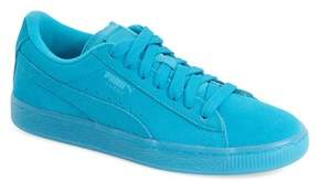 Puma Suede Iced Sneaker (Toddler & Little Kid)