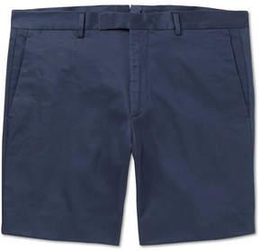 Ralph Lauren Purple Label Eaton Slim-Fit Stretch-Twill Shorts