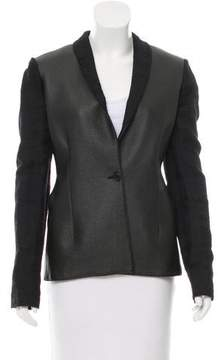 Damir Doma Coated Contrast Jacket w/ Tags