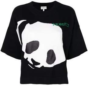 Fiorucci panda print T-shirt